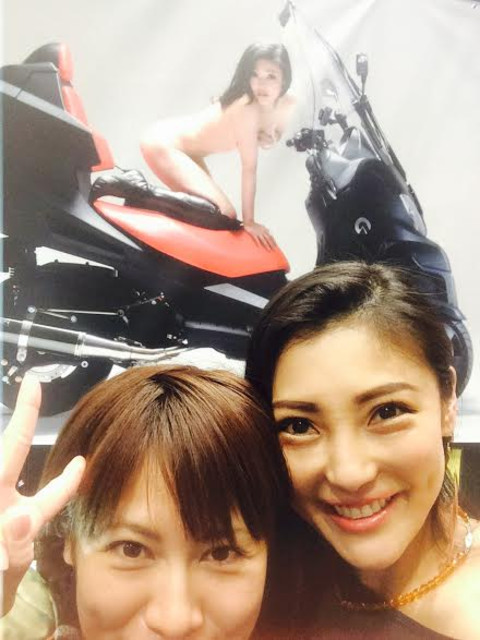 画像2: 全日本モトクロスに行ってきます!(福山理子)