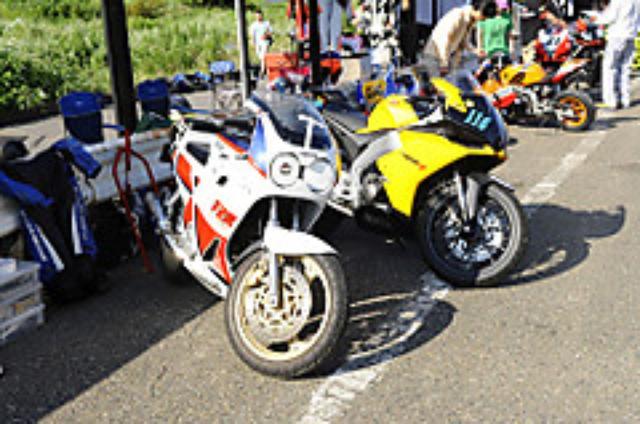 画像3: <間瀬4時間耐久> 250ccの時代だ! 時代か?