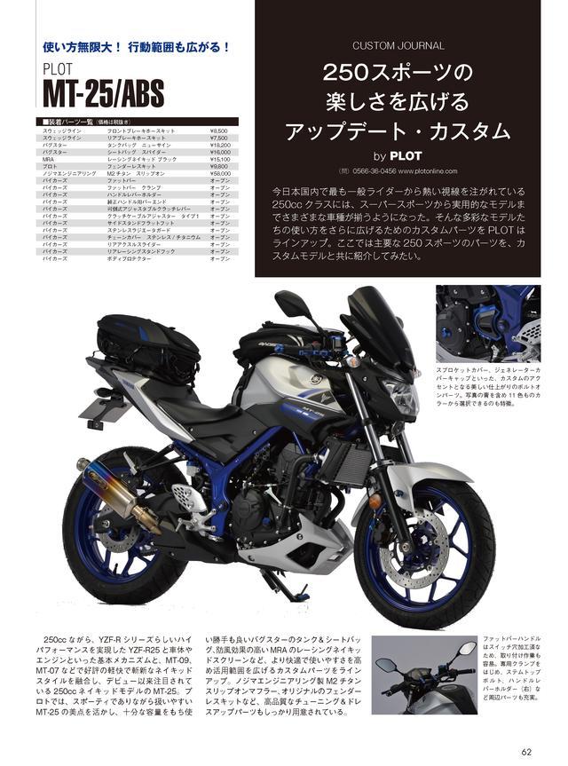 画像5: 「オートバイ 250&125cc購入ガイド2016」発売中です