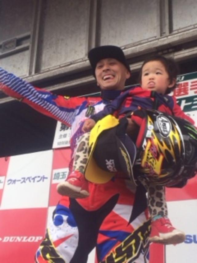 画像1: 全日本モトクロスに行ってきました(福山理子)