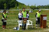画像: (写真中央が成田さん、右側が小坂さんです)