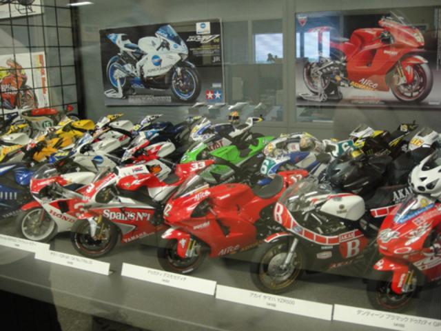 画像9: バイク関連もいっぱい! 今年も静岡ホビーショーに行ってきました