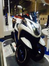 """画像2: 福山理子の""""いまさらモーターサイクルショー2014"""" (その4)"""