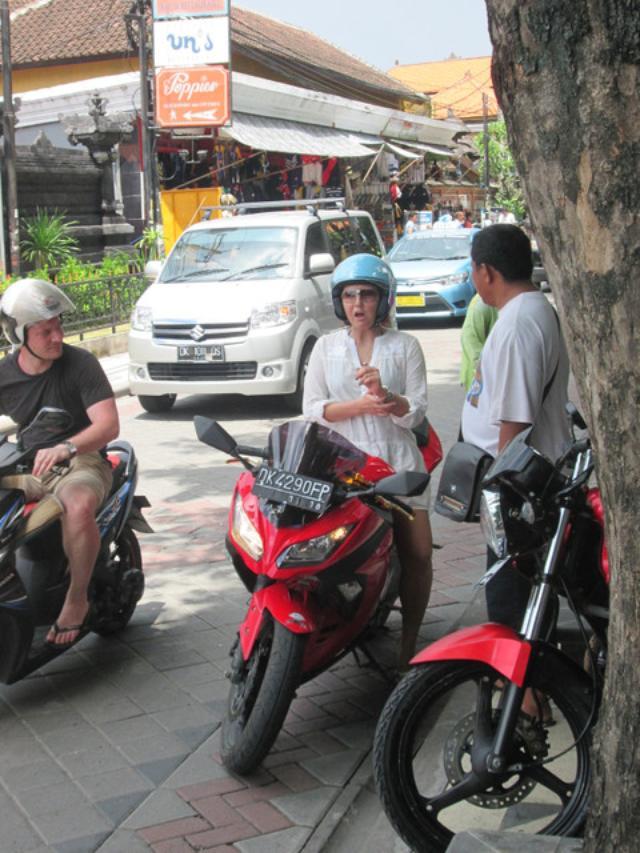 画像9: バリのレンタルバイク事情を、ちょっとだけお届け(福山理子)