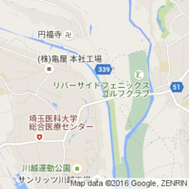 画像: Google マップ