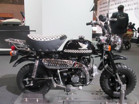 画像9: <理子の東京モーターショー2013見聞録>かわいいお姉さんと、かわいいバイク(ホンダ編 その2)