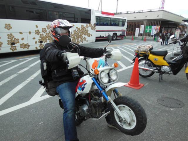 画像8: シャッターハンター関野カメラマンと行く、「Honda DREAM PARTY 2013 in 八ヶ岳」その4(斉藤のん)