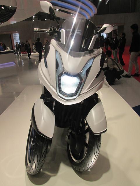 画像2: <理子の東京モーターショー2013見聞録>どうしてもナマで見たかったんです(ヤマハ編 その2)