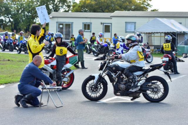 画像1: <ジムカーナ>シーズン最終戦、ドライ路面での一発勝負! オートバイ杯ジムカーナ第5戦