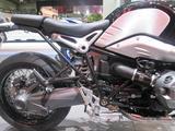 画像9: <理子の東京モーターショー2013見聞録> バイクに革ジャンに女の子 (BMW編)