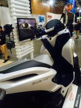 """画像4: 福山理子の""""いまさらモーターサイクルショー2014"""" (その4)"""