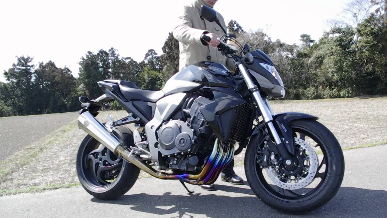 画像: 【オートバイ】ホンダCB1000R用マフラー<アールズギア> youtu.be