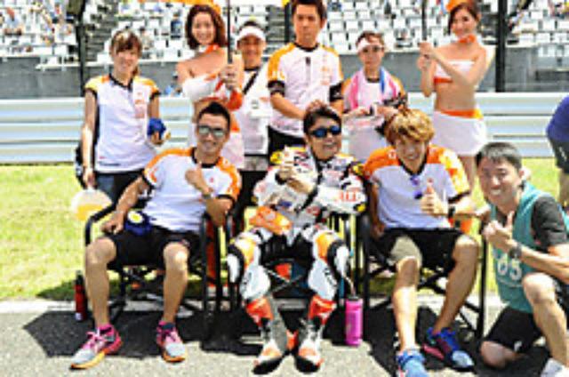 画像11: <2015鈴鹿8耐> 福田充徳のグリッド放浪記