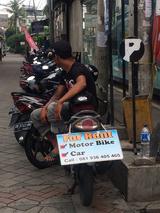 画像2: バリのレンタルバイク事情を、ちょっとだけお届け(福山理子)