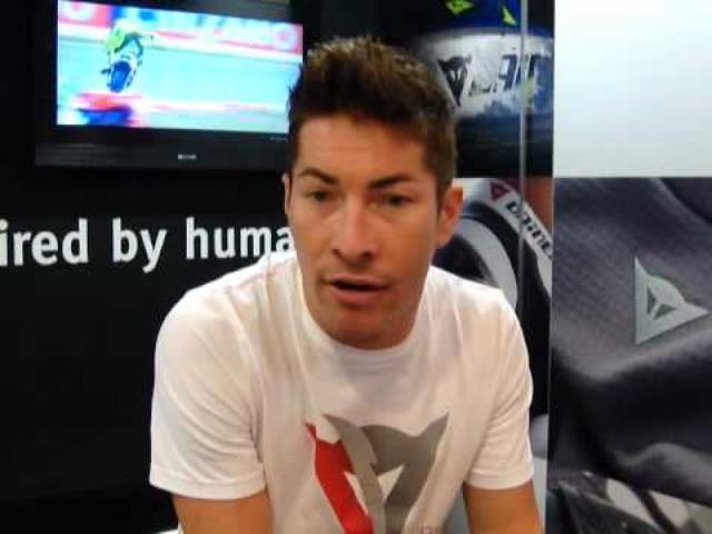 画像: 2012MotoGP日本グランプリ開催前ニッキー・ヘイデン選手コメント youtu.be