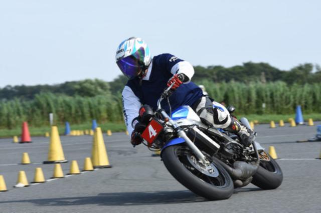 画像2: <ジムカーナ>2012年以来久々の勝利! オートバイ杯ジムカーナ第2戦