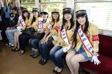 画像2: 卍固めサービスも! 「銚子電気鉄道開業90周年イベント×バイク」が開催されました!※画像追加