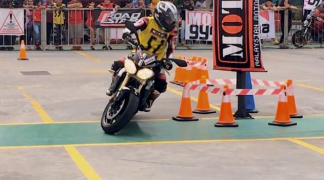 画像6: <ジムカーナ>マレーシアのジムカーナ大会「MOTACK - Malaysian Motorcycle Time Attack」に参加してみた!(その2)