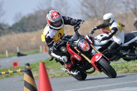 画像2: facebookで「DUNLOP オートバイ杯ジムカーナ開幕戦」の写真を公開中!