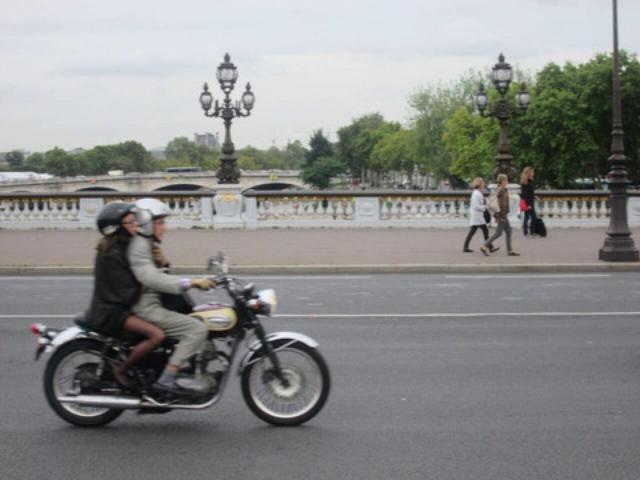 画像2: 巴里からバイクの情報をお届けします。(福山理子)