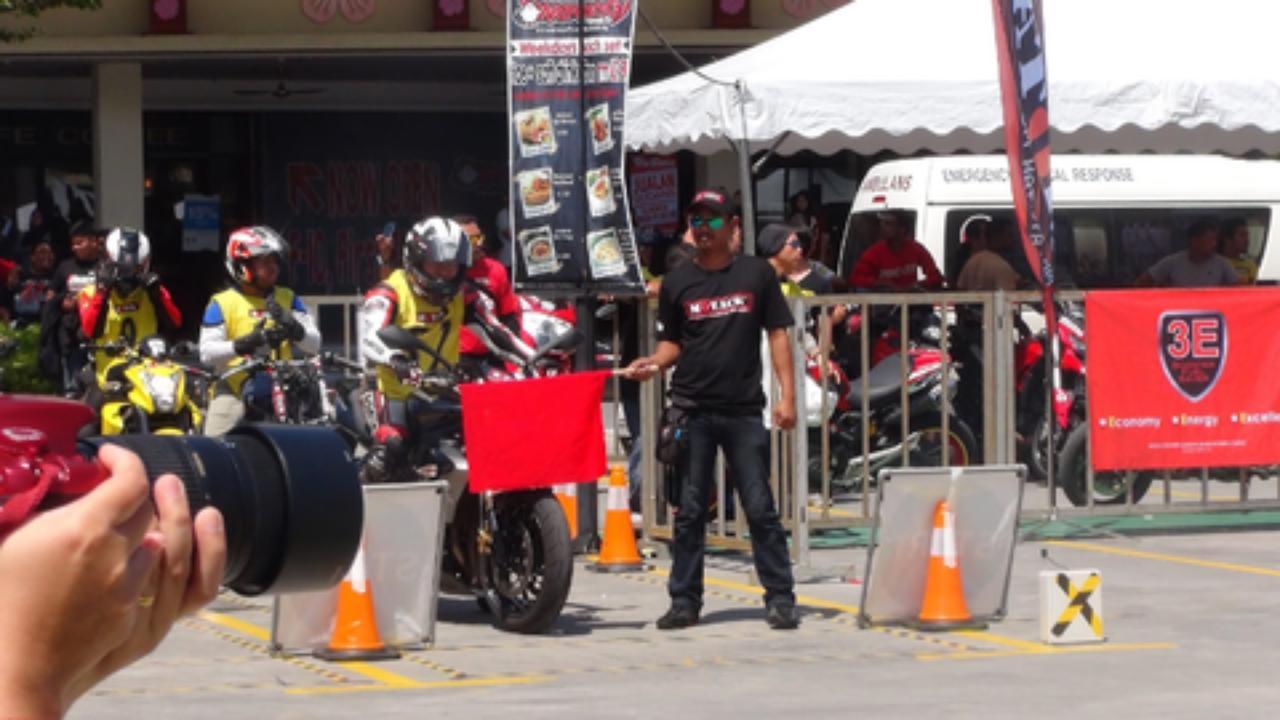 画像: <ジムカーナ>マレーシアのジムカーナ大会「MOTACK - Malaysian Motorcycle Time Attack」に参加してみた!(その2) - オートバイ & RIDE