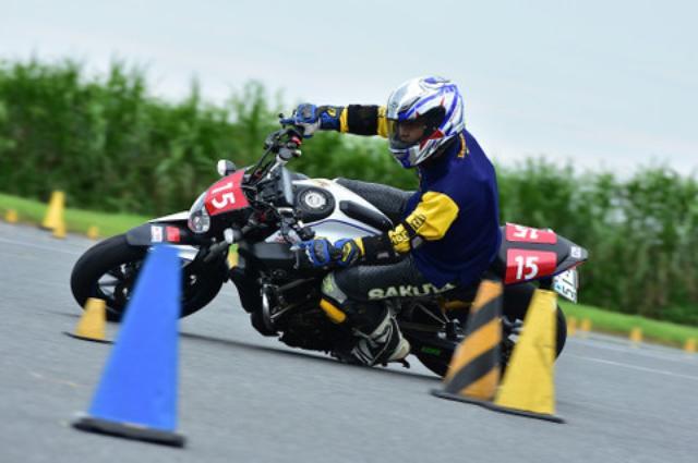 画像8: <ジムカーナ>3人目のウイナー誕生で混戦のシーズンに!? オートバイ杯ジムカーナ第3戦