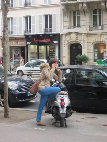 画像1: 巴里からバイクの情報をお届けします。(福山理子)