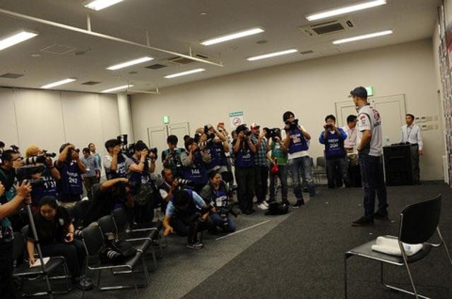 画像2: <鈴鹿8耐>公開合同テスト(7/7)/記者会見一問一答(C・ストーナー選手)