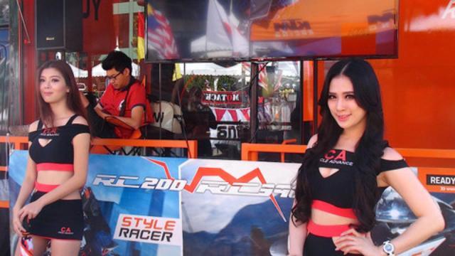 画像10: <ジムカーナ>マレーシアのジムカーナ大会「MOTACK - Malaysian Motorcycle Time Attack」に参加してみた!(その2)