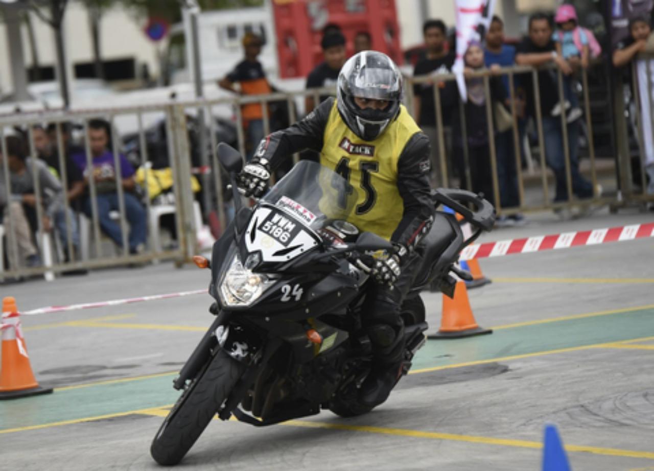 画像: <ジムカーナ>マレーシアのジムカーナ大会「MOTACK - Malaysian Motorcycle Time Attack」に参加してみた!(その1) - オートバイ & RIDE