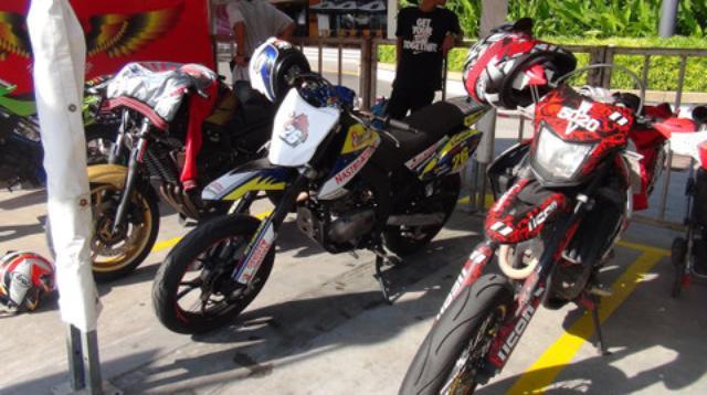 画像4: <ジムカーナ>マレーシアのジムカーナ大会「MOTACK - Malaysian Motorcycle Time Attack」に参加してみた!(その1)