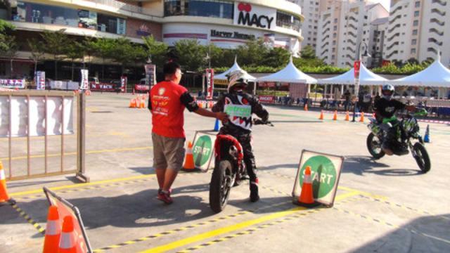 画像7: <ジムカーナ>マレーシアのジムカーナ大会「MOTACK - Malaysian Motorcycle Time Attack」に参加してみた!(その1)