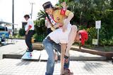 画像4: 卍固めサービスも! 「銚子電気鉄道開業90周年イベント×バイク」が開催されました!※画像追加