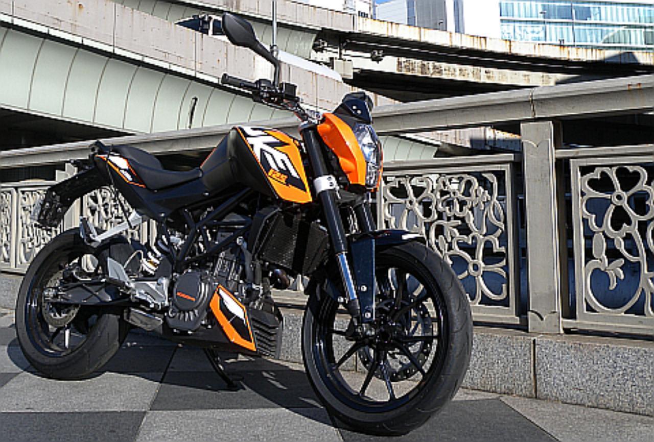 画像: The main use is to ride around town. I would say that the fuel consumption is around 40km/L.