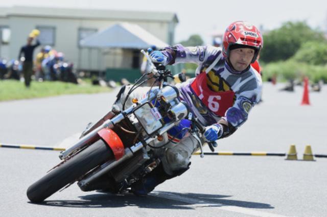 画像4: <ジムカーナ>2012年以来久々の勝利! オートバイ杯ジムカーナ第2戦