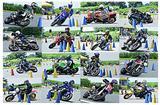 画像2: <ジムカーナ>3人目のウイナー誕生で混戦のシーズンに!? オートバイ杯ジムカーナ第3戦