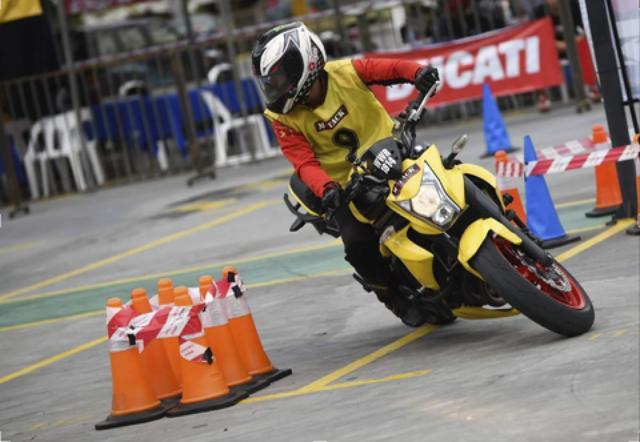 画像4: <ジムカーナ>マレーシアのジムカーナ大会「MOTACK - Malaysian Motorcycle Time Attack」に参加してみた!(その2)