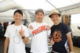 画像: 右端はMOTO NAVI編集長の河西さん。Webオートバイになぜ(笑