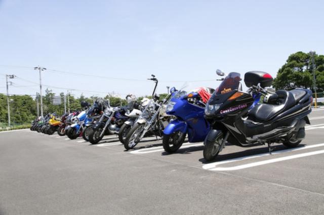画像7: 卍固めサービスも! 「銚子電気鉄道開業90周年イベント×バイク」が開催されました!※画像追加