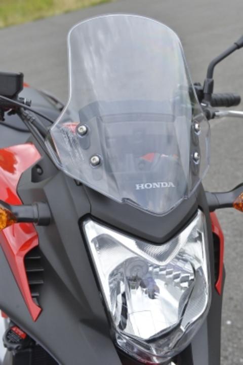 画像4: <1週間インプレッション>HONDA NC700X/Type LD 2日目
