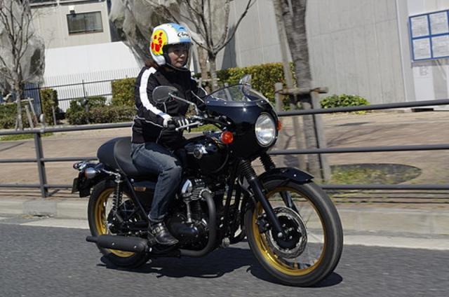 画像1: <1週間インプレッション>KAWASAKI W800 5日目