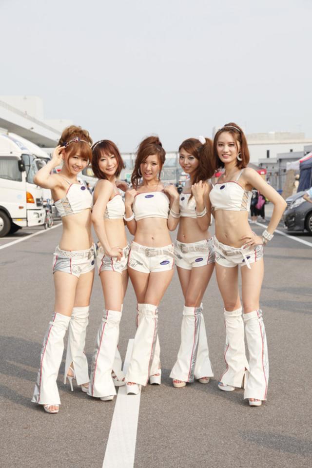 画像: <鈴鹿8耐RQカウントダウン2012>ついに最後の1時間に突入!