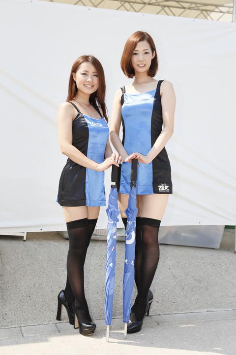 画像: <鈴鹿8耐RQカウントダウン2012>スタートから2時間が経過しました!