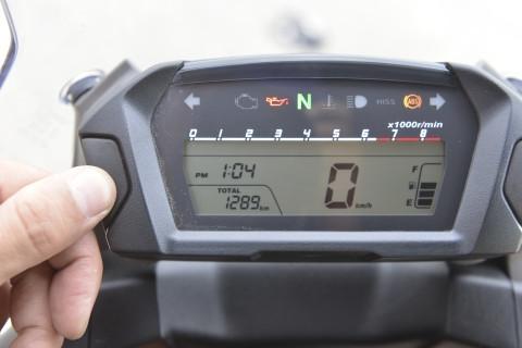 画像5: <1週間インプレッション>HONDA NC700X/Type LD 6日目