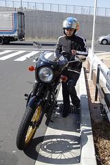 画像2: <1週間インプレッション>KAWASAKI W800 5日目
