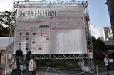 画像: 「SHIBUYA FASHION FESTIVAL VOL.2」の会場入り口。 女子の注目度はかなりのもの。