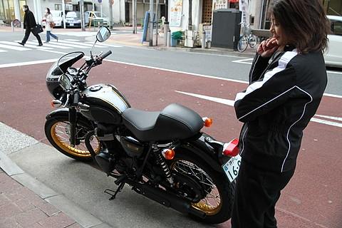 画像4: <1週間インプレッション>KAWASAKI W800 1日目