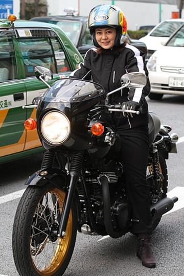 画像1: <1週間インプレッション>KAWASAKI W800 1日目