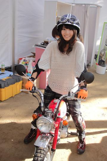 画像5: 女性限定イベント「Honda×SHIPS LOVE BIKE ZONE」が開催されました!