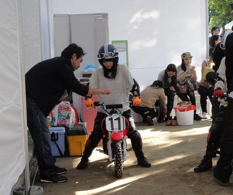 画像4: 女性限定イベント「Honda×SHIPS LOVE BIKE ZONE」が開催されました!